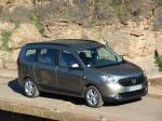 Dacia Lodgy 2012 года