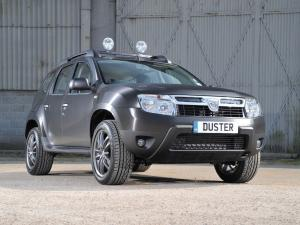 2013 Dacia Duster Black Edition