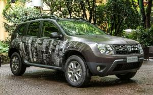 Dacia Duster Freeway 2014 года (IT)