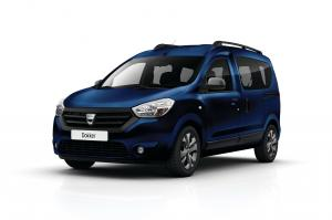 Dacia Dokker Prime Special Edition 2015 года