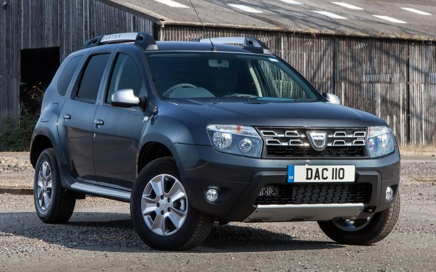 Dacia Duster Commercial (UK) '2015