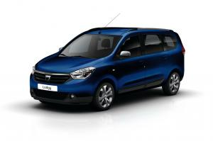 Dacia Lodgy Prime Special Edition 2015 года