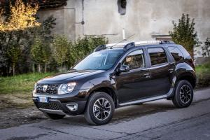 Dacia Duster Black Shadow 2016 года
