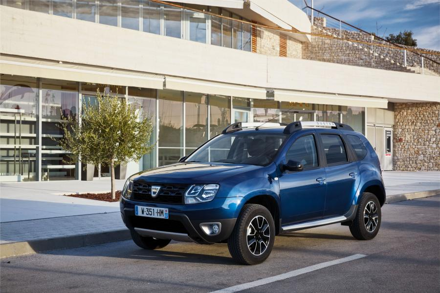 Dacia Duster Black Touch '2016