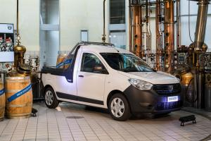 Dacia Dokker Pick-Up by Focaccia