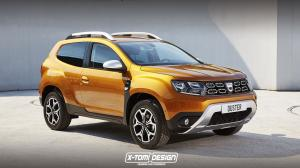 Dacia Duster 3-Door by X-Tomi Design
