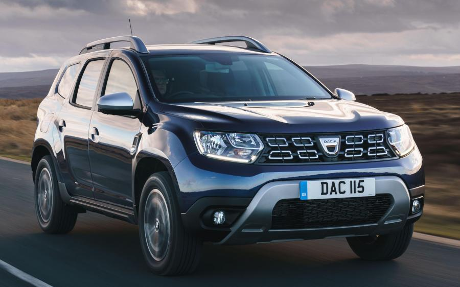 Dacia Duster Prestige (UK) '2018