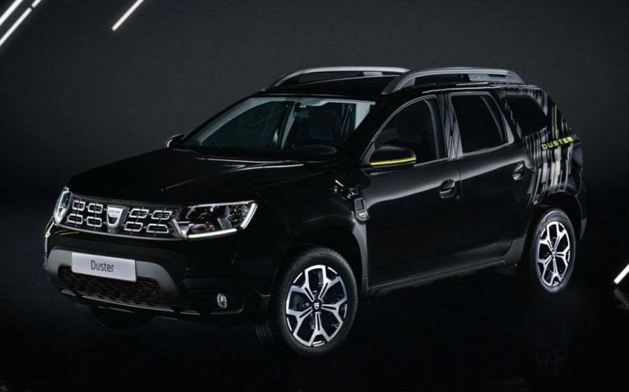 Dacia Duster Black Collector '2019