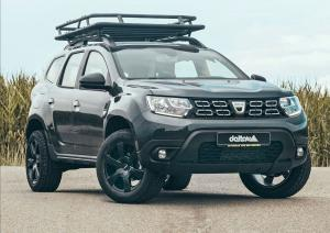 2019 Dacia Duster Off-Road Package by Delta 4x4