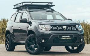 Dacia Duster Off-Road Package by Delta 4x4 '2019