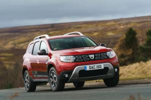 2019 Dacia Duster Techroad