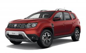 Dacia Duster Techroad 2019 года