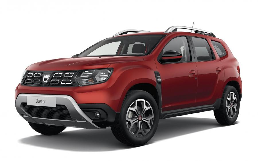 Dacia Duster Techroad '2019