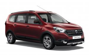Dacia Lodgy Stepway Techroad 2019 года