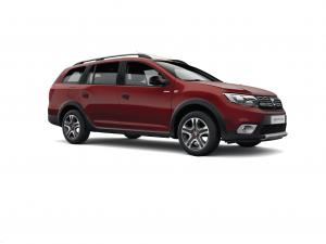 2019 Dacia Logan MCV Stepway Techroad