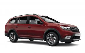 Dacia Logan MCV Stepway Techroad 2019 года