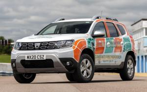 Dacia Duster Ambulance (UK) '2020