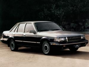 Daewoo Royale Super Salon 1987 года