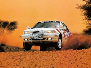 1994 Daewoo Cielo Rally Car