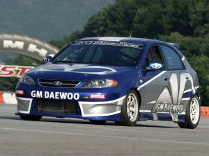 2006 Daewoo Lacetti Hatchback Race Car