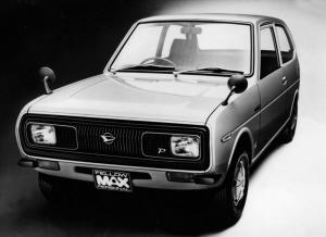 1970 Daihatsu Fellow Max 2-Door Saloon