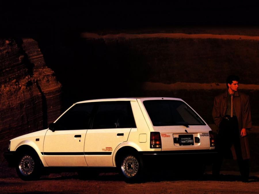 Daihatsu Charade Turbo 5-Door '1985