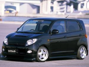 Daihatsu Max Sports Line by WALD 2001 года