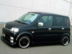 Daihatsu Move Sports Line by WALD 2002 года