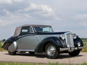 1939 Daimler DB18 Drophead Coupe by Carlton