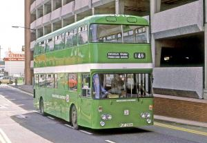 Daimler Fleetline CRG6LX Northern Counties 1969 года