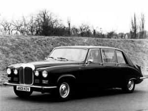 1984 Daimler DS420 Executive Limousine Mk III