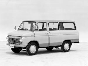 1964 Datsun Cablight 1150 Coach