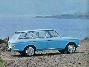 Datsun 1300 Station Wagon