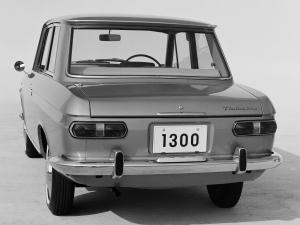 Datsun Bluebird 2-Door 1966 года