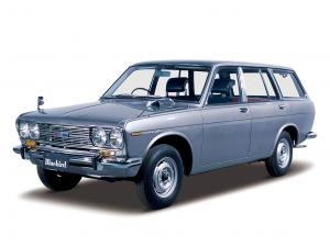Datsun Bluebird Estate Wagon 1967 года