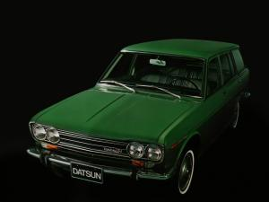 Datsun 1600 Station Wagon 1968 года