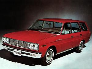 Datsun 2000 Station Wagon 1968 года