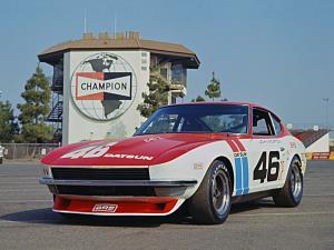 Datsun 240Z SCCA C Production National Championship by BRE 1970 года