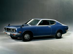 Datsun Bluebird U Coupe 1971 года