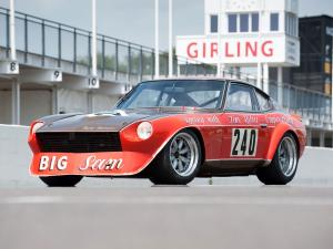 Datsun 240Z Big Sam Sports Racing Coupe 1972 года