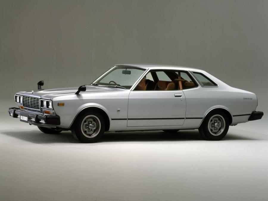 Datsun Bluebird Coupe '1978