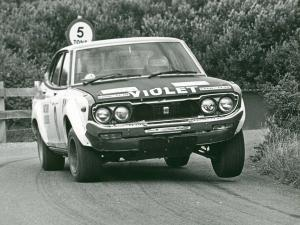 1979 Datsun 160J Rally Car