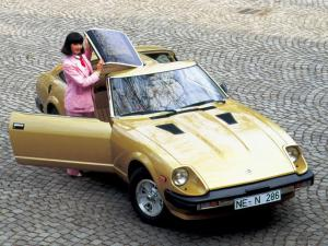 Datsun 280ZX 2by2 T-Roof 1980 года