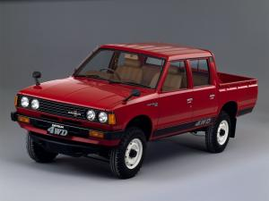 1980 Datsun Pickup 4WD Double Cab