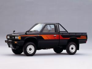 Datsun Pickup 4WD Regular Cab 1980 года