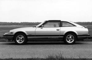 Datsun 280ZX Turbo 1981 года