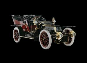 De Dion-Bouton Model ADL Rear-Entry Tonneau 1904 года