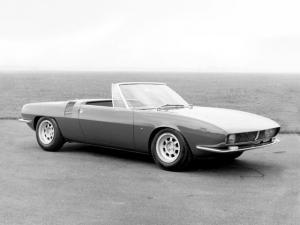 De Tomaso Pampero 1966 года