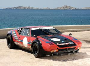 De Tomaso Pantera GT4 Competition Coupe 1974 года