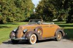 DeSoto SF Convertible Coupe 1935 года